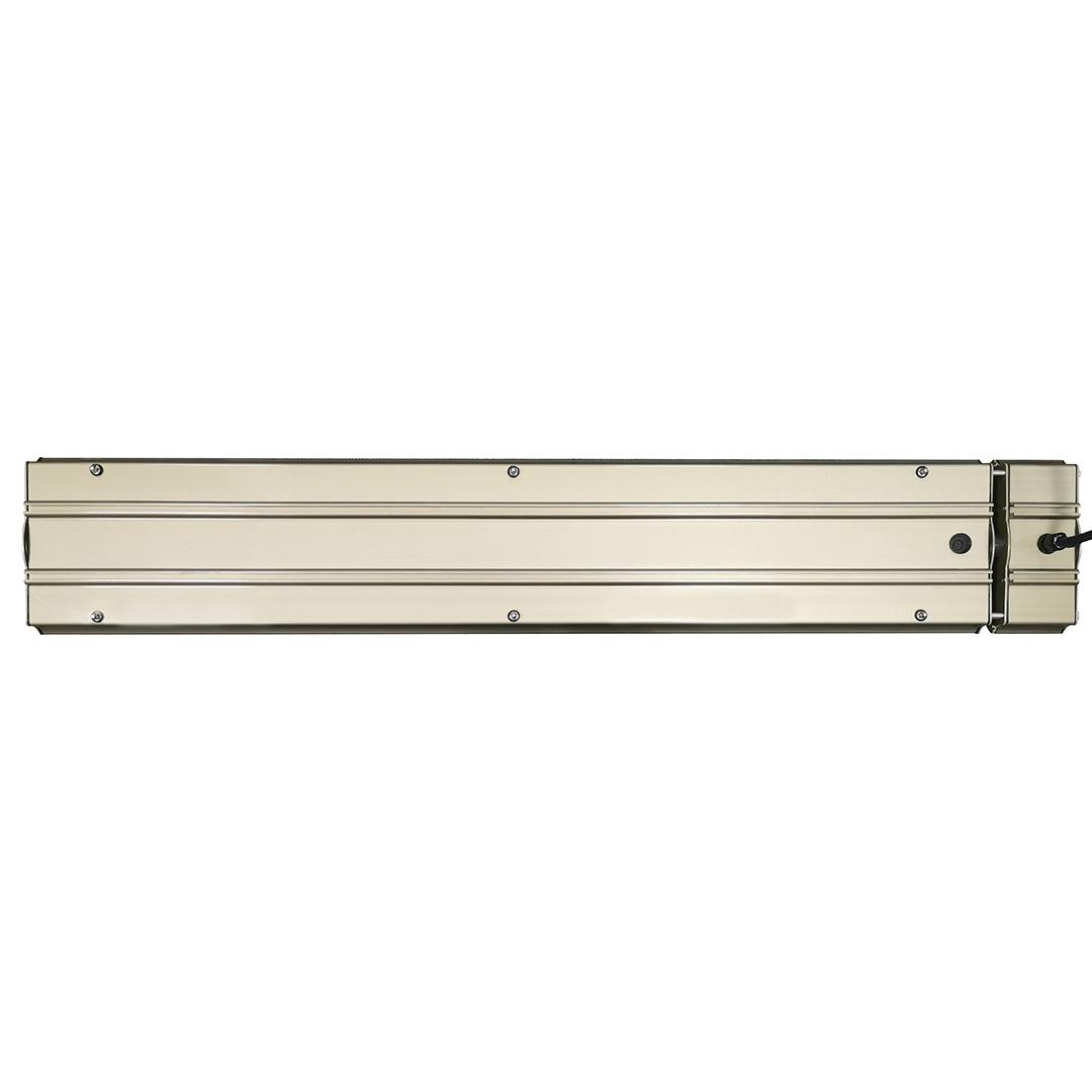 calefactor infrarrojo HHPC1800R vista trasera