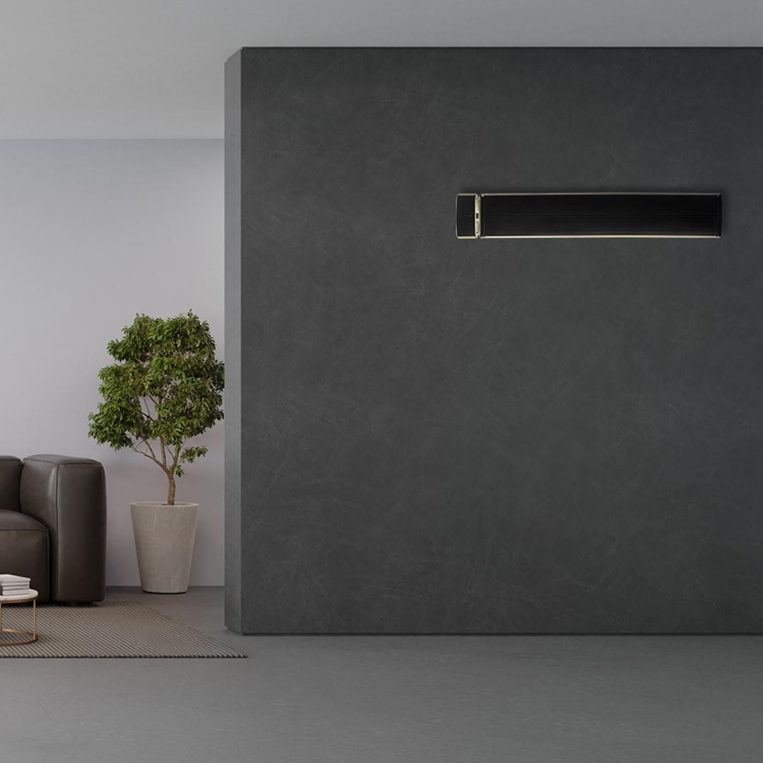 calefactor infrarrojo HHPC1800R Ambiente