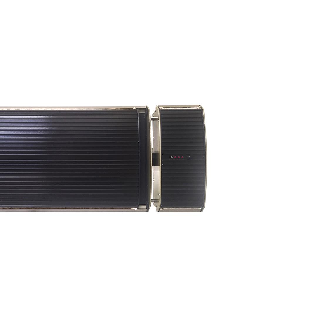 calefactor infrarrojo HHPC1800R detalle